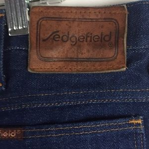 Slegefield 46x30 made in the USA blue jeans c9